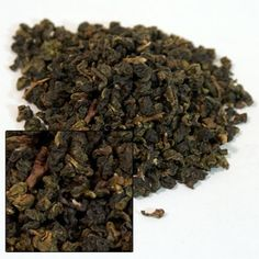 Formosa Jade Oolong - 4 Ounce Tin -- You can find more details by visiting the image link. (This is an affiliate link and I receive a commission for the sales) Types Of Tea, Oolong Tea, Brewing Tea, Green Leaves, Olive Green, Jade, Peach, Canning, Taiwan