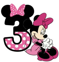 Minnie Mouse Template, Minnie Mouse Cupcake Toppers, Minnie Mouse Birthday Decorations, Minnie Mouse Pictures, Mickey Mouse Birthday, Mickey Minnie Mouse, Cursive Alphabet, Mickey Mouse Wallpaper, Pink Minnie