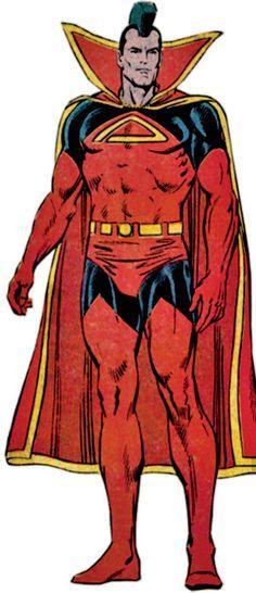 Gladiator - Marvel Comics - Shi'ar Imperial Guard