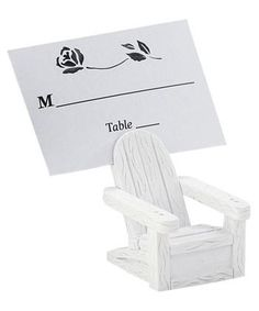 White ADIRONDACK CHAIR placecard holders Fashioncraft,http://www.amazon.com/dp/B000VOP8ZW/ref=cm_sw_r_pi_dp_oHl7sb169Q2SZ06J