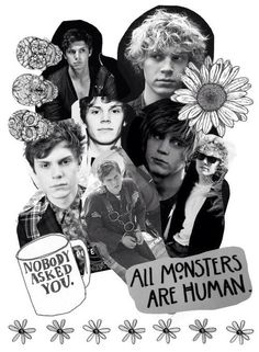 ahs/evan peters - favorite show and amazing actor