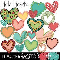 valentine's day line art