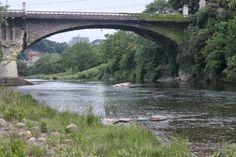 128/365 Walk along the river