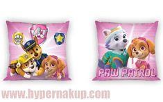 Obliečka na vankúš Paw Patrol pink Paw Patrol, Coin Purse, Purses, Pink, Handbags, Pink Hair, Purse, Bags, Roses