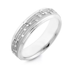 Musical Notes Designer Wedding Band