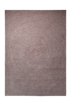Colour in Motion  vloerkleed 200cm x 200cm bruin - Esprit