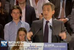Moi aussi je veux double ration de frites. Merci Sarko ! #Primaire #Sarkozy De choses et d'autres : Frites à volonté !