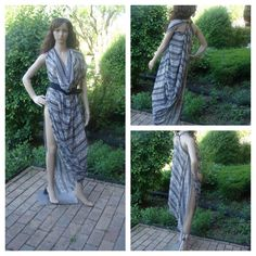 A personal favorite from my Etsy shop https://www.etsy.com/listing/235624162/long-loose-extravagant-tunic-dress