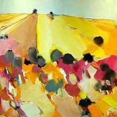 Didier CAUDRON, painter - Works, 01