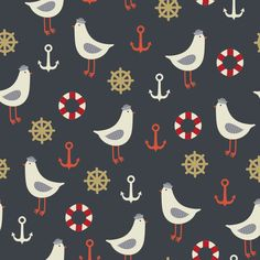 How to Create a Seamless Vintage Nautical Life Pattern in Adobe Illustrator - Tuts+ Design & Illustration Tutorial