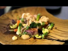 Restaurant in South Africa: La Colombe Cape Town Holidays, Asparagus, South Africa, Traveling, Restaurant, Vegetables, Eat, Food, Colombia
