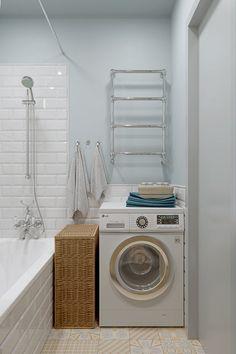 Двушка – комфортное жилье для семейной пары, а что, если у них еще двое детей? Где найти место для дополнительной комнаты, как «ужать» кухню и расширить гардероб – Никита Зуб рассказал InMyRoom