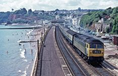 Railway Herald :: Imaging Centre :: 1604 at Dawlish