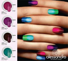 Thermo !! #alessandrointernational #alessandro #thermo #colours #love