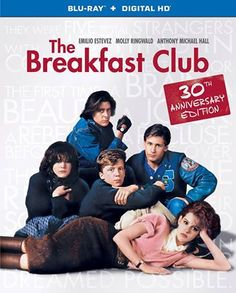 Celebrate the 30th Anniversary of an iconic comedy that defined a generation. Own 'The Breakfast Club 30th Anniversary Edition' on Blu-ray & DVD March 10, 2015. #BreakfastClub30