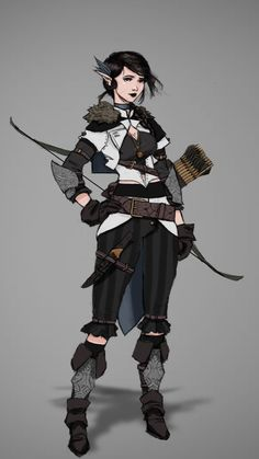 Character concept art for personal project. Character is from Critical Role. Female Character Concept, Fantasy Character Design, Character Creation, Character Inspiration, Character Art, Design Inspiration, Character Ideas, Elf Characters, Fantasy Characters