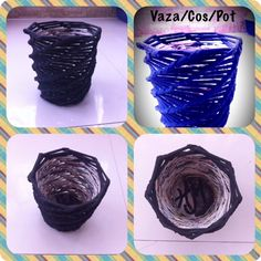 HM Creations: Vaza, pot sau cos