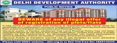 DDA Land Pooling Policy Smart City, Landing, Public, Author, News