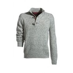 Hawick Skipp Jumper Grey