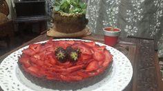 Strawberry tart❤