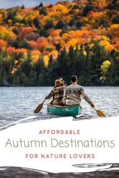 Beautiful Fall Vacation Destinations   Budget Travel Tips   Adventure Travel   #coupletravel #cheaptravel #frugalvacation