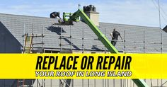 Replace Or Repair Your Roof In Long Island Commercial Roofing, Residential Roofing, Nassau County, Suffolk County, Roofing Contractors, Roof Repair, Southampton, Long Island