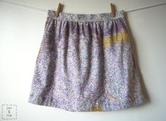 Birds Eye Skirt