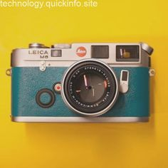 Blue special edition Historica with matching Summicron. Limited to 150 pieces . Leica M6, Leica Camera, Camera Gear, Camera Icon, Camera Tips, Nikon Dslr, Camera Illustration, Leica Photography, Camera Photography