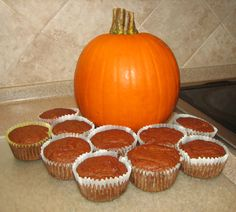 Craving the Savings » Blog Archive » What We're Eating: Pumpkin Muffins!