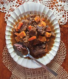 Tzimmes (Root Vegetable Stew) Recipe | SAVEUR