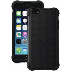 Ballistic Tx1429-A06C Iphone(R) 6 Plus/6S Plus Tough Jacket Maxx(Tm) Case With Holster (Black)