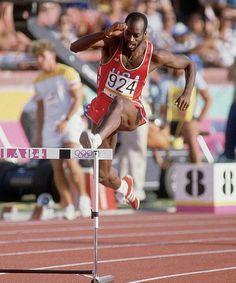 Edwin Moses - Greatest U.S. Summer Olympians - Photos - SI.com
