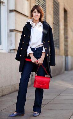 #alexachung #streetstyle #style #fashion