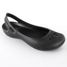 90dd9ad3c5f06 Crocs Thea Slingback Flats - Women