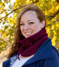 Looking for your next project? You're going to love Fireside Cowl by designer Emily Ringelman Designs. - via @Craftsy