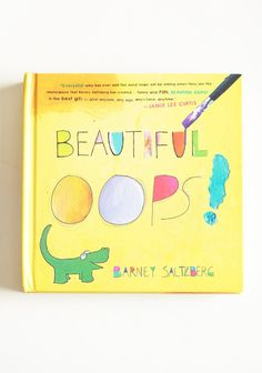 Beautiful Oops! Childrens Book | Modern Vintage New Arrivals