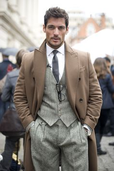 Dapper Style Clothes for Men #mensfashion #menstyle #suit #dapper