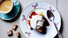 Gâteau Breton aux Pommes Recipe | Bon Appetit