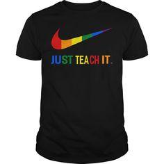 Just teach it Lgbt shirt