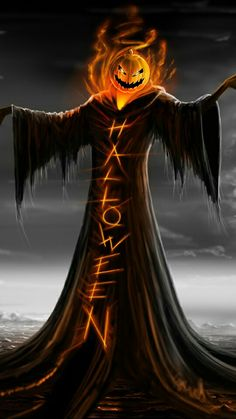 Halloween.... Cut out of wood. Add plastic light up pumpkin and either Happy Halloween or Trick or Treat to his robe. Make it not so huanting or scary for little kids. More Primative
