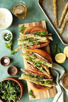 Crunchy Asparagus an