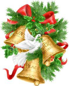 Gify vánoce - Lipovou cestičkou