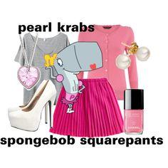 Pearl Krabs - SpongeBob SquarePants