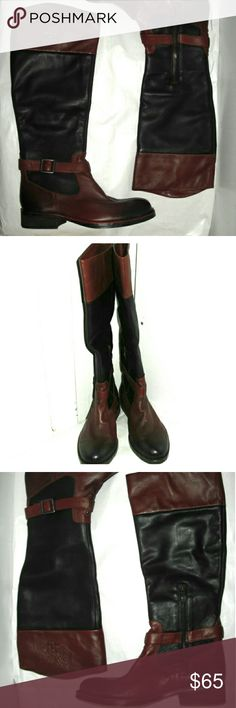 Vince Camuto VO-FLAVIAN Long Boots Classy leather boots Vince Camuto Shoes Combat & Moto Boots