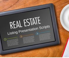 Listing Presentation Scripts - Learn these listing presentation scripts & dialogues that top real estate agents use to list more homes for sale.