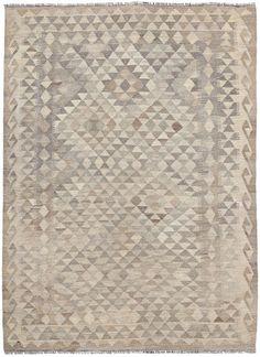 Kelim Afghan Old style matta NAZB3132