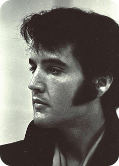 Elvis Presley During the Press Conference July 26,1969 At the International Hotel in Las Vegas, Nevada