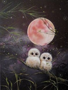 babes under pink moon