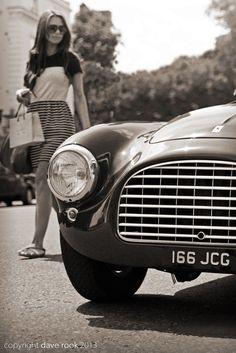 Clive Beecham's 1950 Ferrari 166MM Touring Barchetta