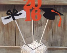 Graduation Party Decorations Graduation by EricasCrafties on Etsy